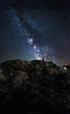 Pelion Photograph - Iron Sky by Konstantinos Themelis