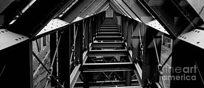 Photograph - Iron Works by Lennie Malvone