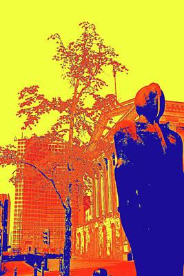 Digital Art - Ironman 2 by Mary Castellan