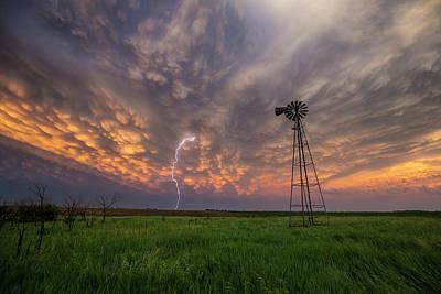 Photograph - Iroquois  by Aaron J Groen