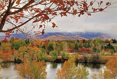Photograph - Irwin Overlook by Donna Kennedy