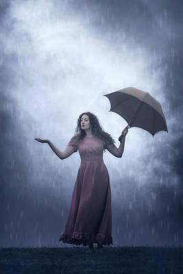 Is It Still Raining? Print by Joana Kruse