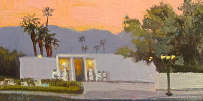 Painting - Is Liberace Home? by Kathleen Strukoff