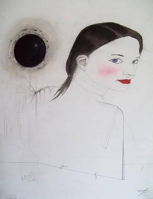 Is Like Vandalism Art Print by Justin D B
