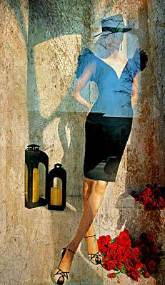 Photograph - Is She Real by Diana Angstadt