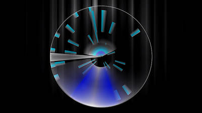 Digital Art - Is There Time by Philip A Swiderski Jr