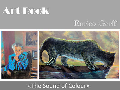 Painting - Isa And The Leopard  by Enrico Garff