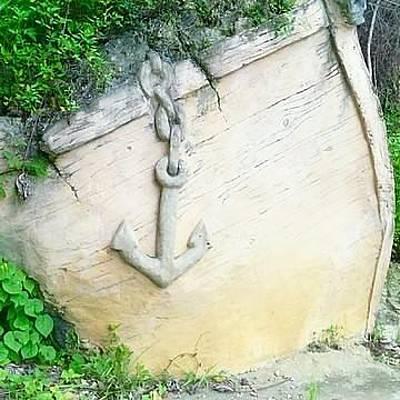 Photograph - Isaac Laboy Moctezuma Sculpture by Walter Rivera Santos