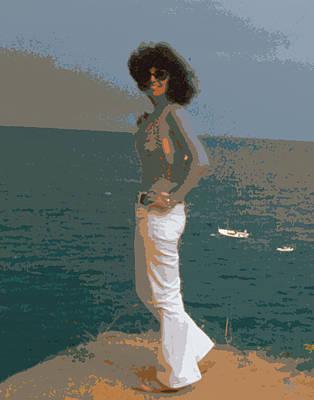 Impressionism Photos - Isabella by Gerlinde Keating - Galleria GK Keating Associates Inc