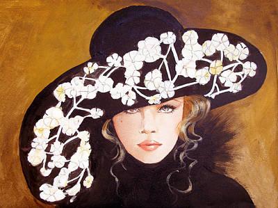 Isabella Art Print by Kay Robinson