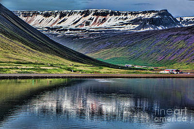 Photograph - Isafjordur by Shirley Mangini