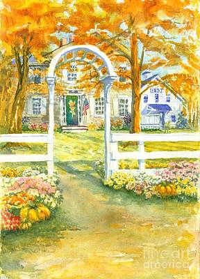 Isaiah Hall Art Print by Robert Haeussler