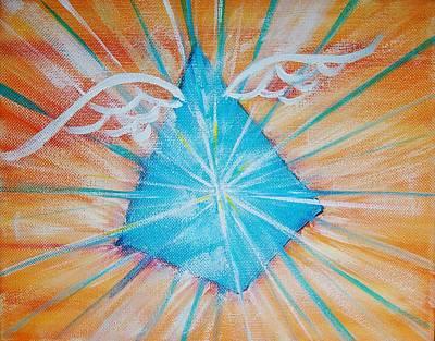 Painting - Isis Essence by Tara Moorman