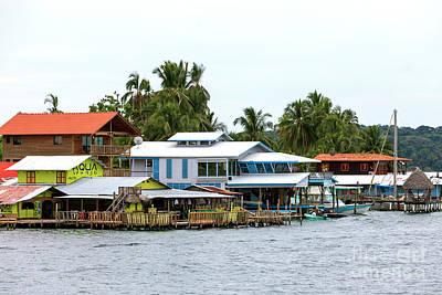 Photograph - Isla Carenero Bocas Del Toro by John Rizzuto