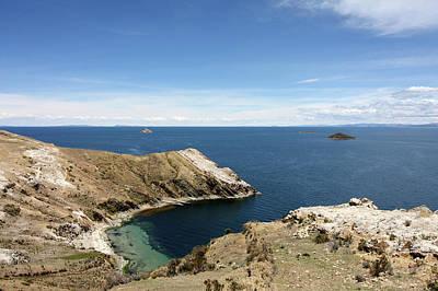 Photograph - Isla Del Sol, Bolivia by Aidan Moran