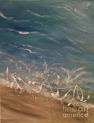 Painting - Isla Verde by Patti Spires Hamilton