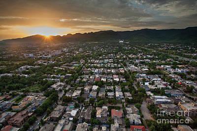 Islamabad Photograph - Islamabad Sunset by Awais Yaqub