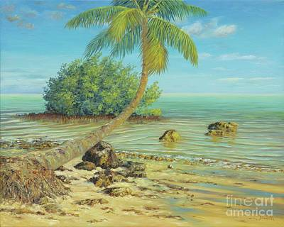 Islamorada Art Print by Danielle Perry