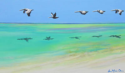 Islamorada Five Art Print