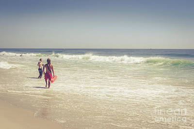 Photograph - Island Beach Lifeguard by Colleen Kammerer
