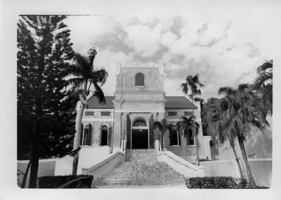 Photograph - Island Church  by Joseph Caban