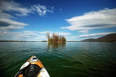 Photograph - Island Destination by Alan Raasch