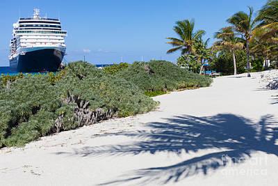 Photograph - Island Getaway by Diane Macdonald