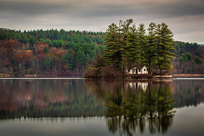 Photograph - Island Home by Rick Strobaugh