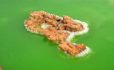 Photograph - Dallol #4 by Aidan Moran