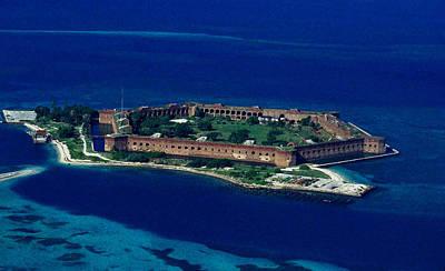 Tortuga Beach Photograph - Island Prison by Skip Willits