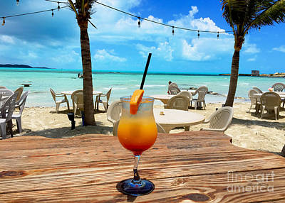 Turks And Caicos Islands Photograph - Island Rum by Carey Chen