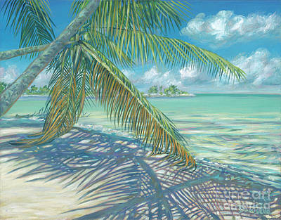 Island Shade Art Print