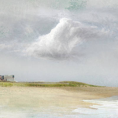 Island Sky Art Print