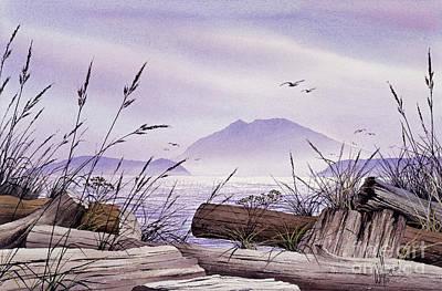 San Juan Painting - Island Splendor by James Williamson