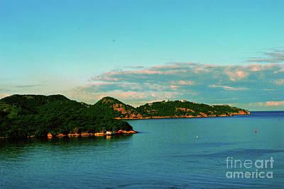 Photograph - Island Sunset by Gary Wonning