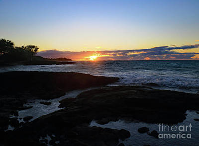 Photograph - Island Sunset II by Mary Haber