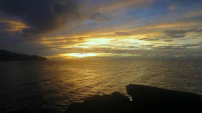 Photograph - Island Sunset by Kay Novy