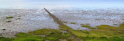 Photograph - Island Sylt - Mudflat by Marc Huebner