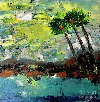 Painting - Island Time by Gallery Messina