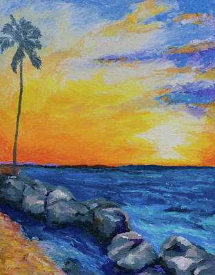 Painting - Island Time by Stephen Anderson