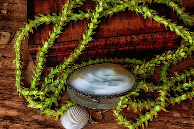 Photograph - Island Treasures by Jade Moon