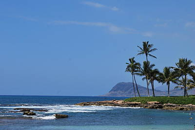 Photograph - Island View by Amee Cave
