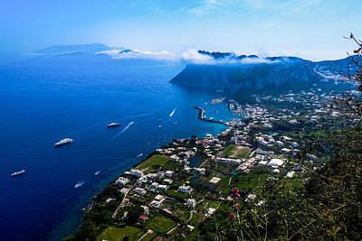 Photograph - Isle Of Capri Vista by Marilyn Burton