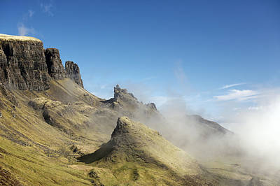 Photograph - Isle Of Skye Quiraing by Grant Glendinning