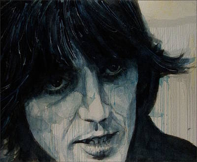George Harrison Painting - Isn't It A Pity  by Paul Lovering