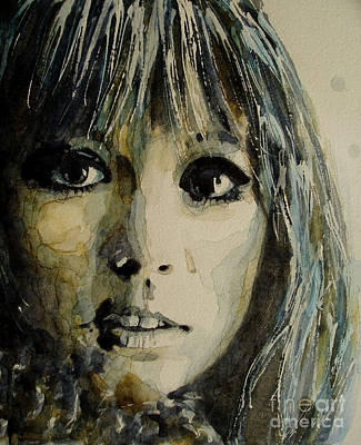 George Harrison Painting - Isnt't It Pity by Paul Lovering