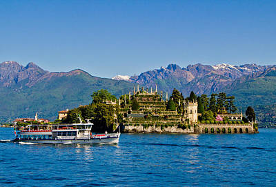 Photograph - Isola Bella by Ches Black