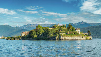 Photograph - Isola Bella by James Billings