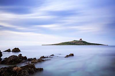 Photograph - Isola Delle Femmine by Ian Good