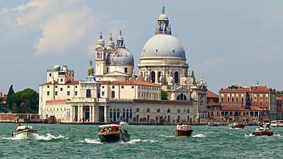 Photograph - Isola Di St Giorgio Maggiore by David Beebe